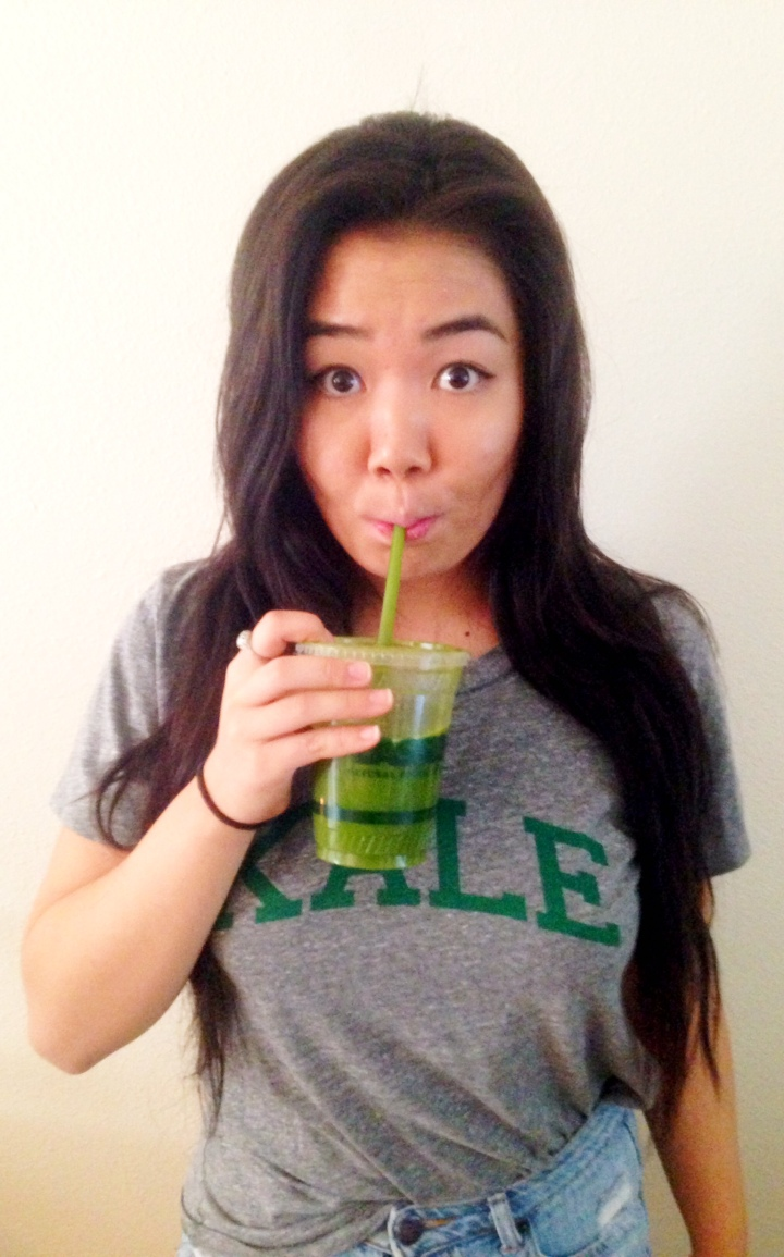 My Love-Hate Relationship with Green Juices.