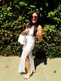 I can't wear white after Labor Day?! PishPosh.