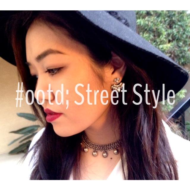 #OOTD; Street Style.