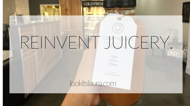 Reinvent Juicery