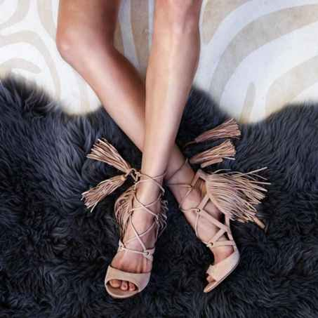 Fringe is the perfect accessory for Summer!