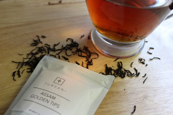 Product Review: Turvani Tea